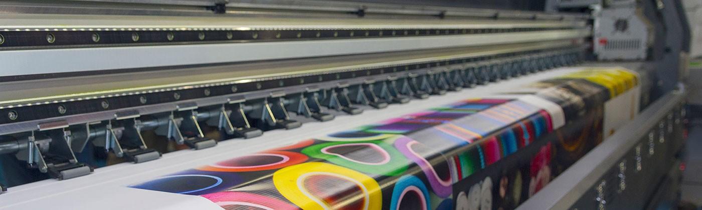 Impresión gran formato: expositores y displays