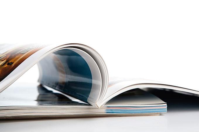 Impresión de tesis, libros, catálogos y revistas