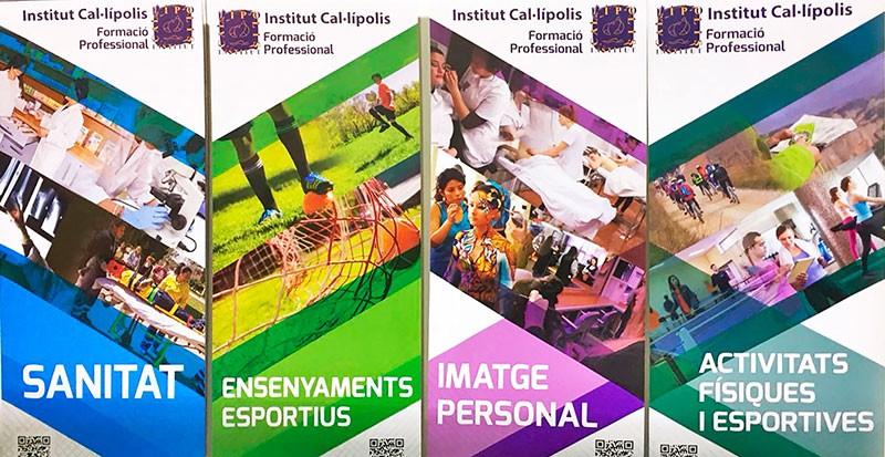 Impressió material escolar i institucions