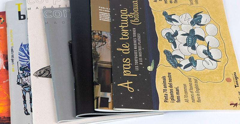 Impressió tesis i llibres